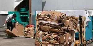 """После установки пресса """"Крепыш"""" вывоз отходов сократился до шести контейнеров в месяц"""